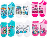 My Little Pony 5-pk. No-Show Socks - Girls