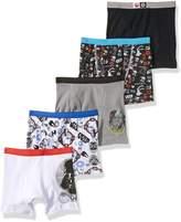 Disney Big Boy's Star Wars Rogue 1 5 Pack Boxer Brief Underwear
