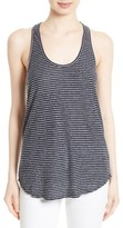 Soft Joie Women's Diella Stripe Linen Blend Tank