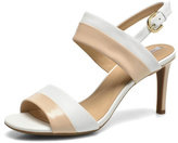 Geox Leather Heeled Sandals