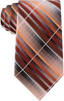 Van Heusen Flex Four-Tone Stripe Silk Tie