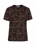 Givenchy Columbian-fit Screaming Monkey T-shirt