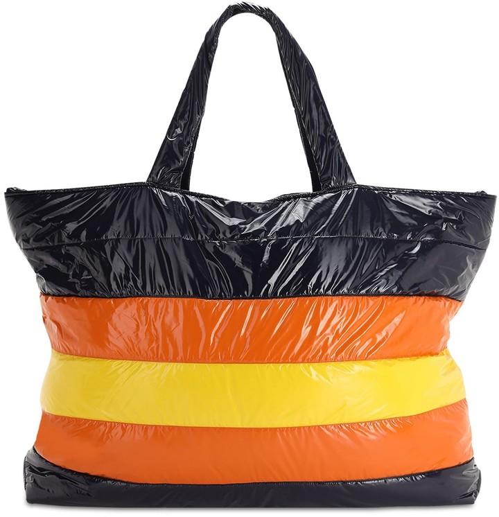 Thumbnail for your product : K-WAY R&D Pelagie Nylon Maxi Tote Bag