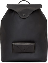 Maison Margiela Black Glasses Case Backpack