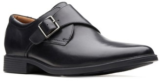 Clarks Tilden Style Monk Strap Slip-On