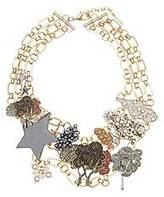 CONTEMPORARY Statement Charm Necklace
