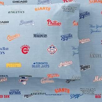 Pottery Barn Teen MLB Pillowcases, Set of 2, Multi