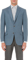Richard James Single-breasted cashmere and wool jacket