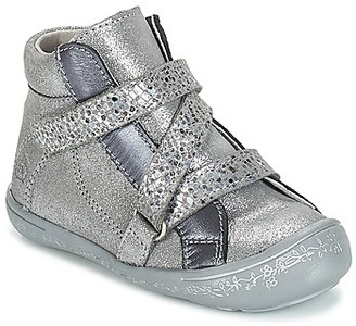 Citrouille et Compagnie JISSOU girls's Mid Boots in Grey