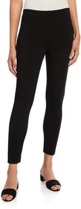Joan Vass Jersey Ankle Leggings