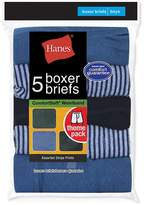 Red Label Hanes Boy`s Boxer Briefs, B755A5, M