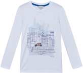 Paul Smith New York Marvel T-Shirt