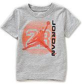 Jordan Little Boys 2T-7 AJ 13 Short-Sleeve Graphic Tee