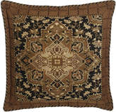 Sweet Dreams Casablanca Chenille European Sham with Geometric Border