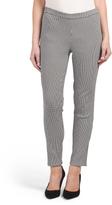 Jacquard Super Stretch Pants