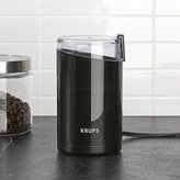 Crate & Barrel Krups ® Fast Touch Coffee Grinder