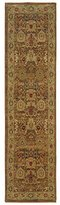 Oriental Weavers Oriental Weavers Allure 6F Oriental Rug, Brown, Nylon, 1.11 x 7.6 ft. Runner