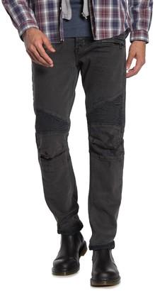 Hudson The Blinder Biker Slim Fit Moto Jeans