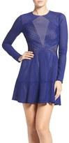 BCBGMAXAZRIA Women's Fit & Flare Dress