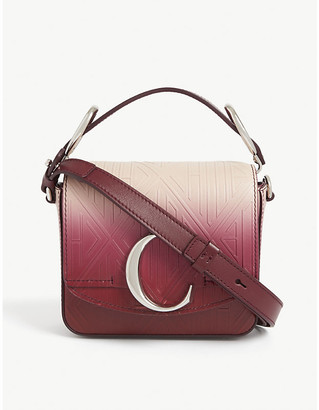 Chloé C mini leather Toaster bag