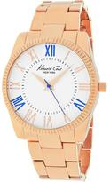 Kenneth Cole 10019415 Women's Classic Rose Gold Stainless Steel Watch