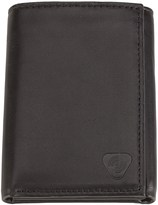 Lewis N. Clark RFID-Blocking Tri-Fold Wallet - Leather