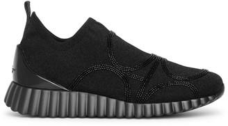 Salvatore Ferragamo Gancini beaded sneakers