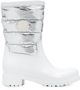 Moncler Padded Detail 40mm Rain-Boots