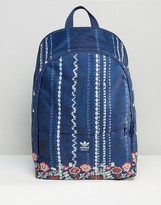 adidas Multi-Color Backpack In Navy AY5893