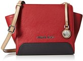 Armani Jeans Printed Eco Leather Crossbody