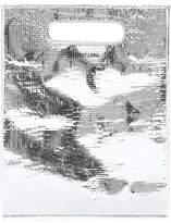 Helmut Lang Mini Freezer tote