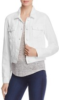 Paige Vivienne Jacket in Ultra White