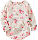 Osh Kosh TLC Floral Raglan Tunic