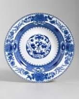 Mottahedeh Imperial Blue Rim Soup