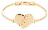 Marc by Marc Jacobs Broken Hearted Station Bracelet