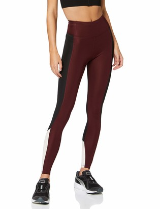 Aurique Amazon Brand Women's Bal1042 Sports Tights