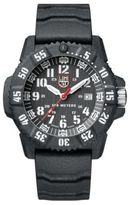 Luminox Sea Carbon Seal Rubber Strap Watch