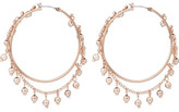 Samantha Wills Nightfall Hoop Earrings