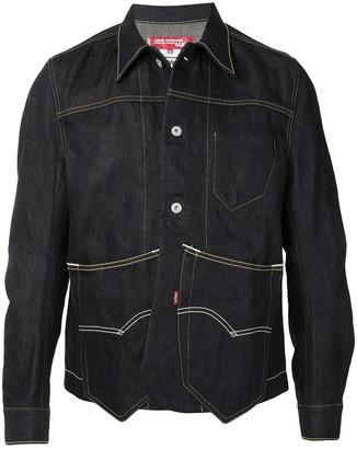 Junya Watanabe Contrast Stitch Western Shirt