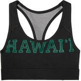 PINK University Of Hawaii Ultimate Racerback Bra