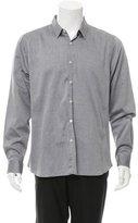 Calvin Klein Collection Long Sleeve Button-Up Shirt