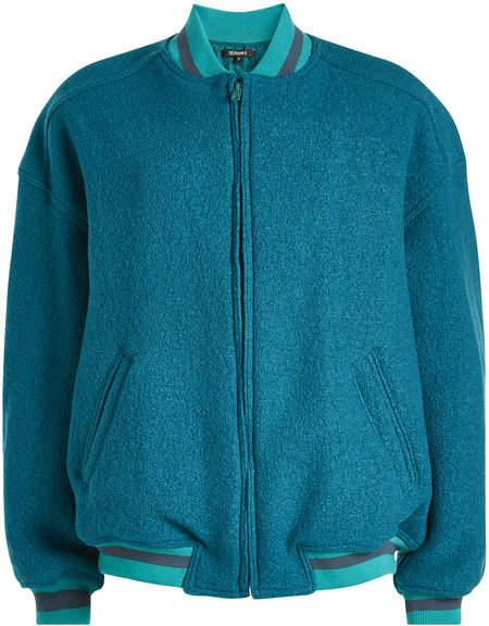 Yeezy Virgin Wool Bomber Jacket