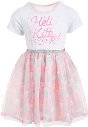 Hello Kitty Toddler Girls Tutu Dress