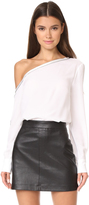 Yigal Azrouel One Shoulder Top