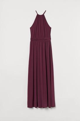 H&M Long Sleeveless Dress - Pink
