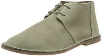 Clarks Women's Erin Craft Desert Boots, Green (Olive Suede