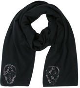 Thomas Wylde Wool Embellished Scarf w/ Tags