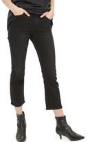 Topshop Women's Moto Dree Kick Flare Jeans
