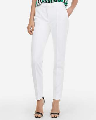 Express Super High Waisted Chino Ankle Pant