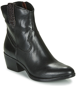 Mjus DALLAS-DALLY women's Mid Boots in Black